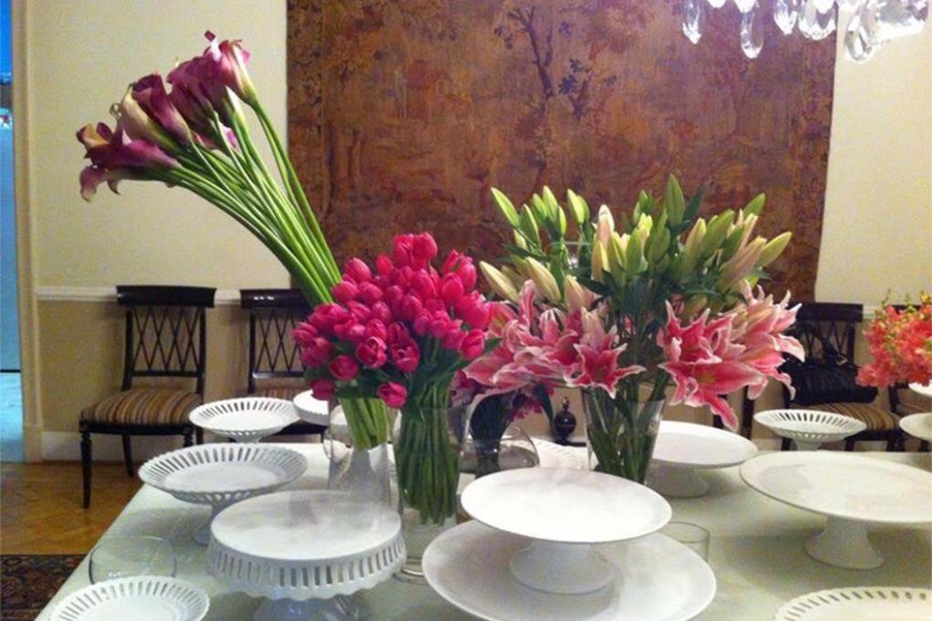 Festa de 15 anos cor de rosa