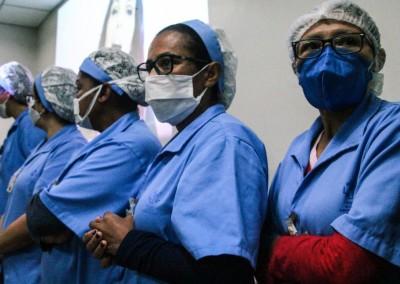 Hospital Santa Marcelina – entrega 27 de Junho